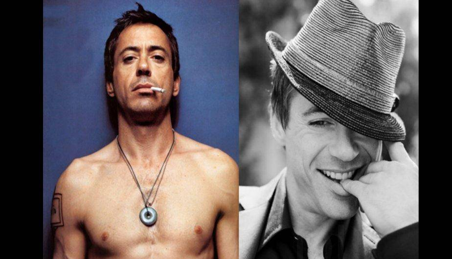 "Robert Downey Jr. y cinco razones para amar al ""chico malo"" de Hollywood (FOTOS)"