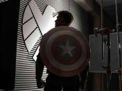 Marvel revela imagen de 'Capitán América: The Winter Soldier'