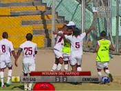 Descentralizado 2013: Goles del Inti Gas vs. Cienciano (VIDEO)