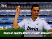 Borussia Dortmund vs. Real Madrid: En Alemania así parodian a Cristiano Ronaldo (VIDEO)