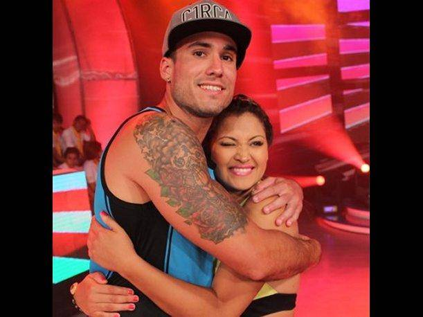 """Esto es guerra"": Michelle Soifer y Gino Assereto ¿ya son pareja? (VIDEO)"