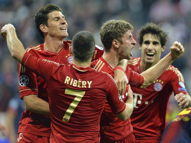 Champions League: Bayern Munich humilla a Barcelona y pone pie y medio en la final