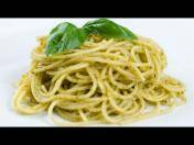 Tallarines al Pesto: Un plato que te fascinará (VIDEO)