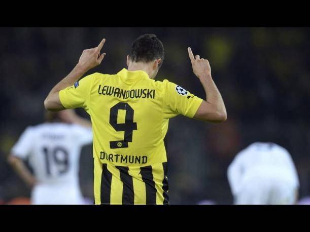 Champions League: Imágenes del Borussia Dortmund vs. Real Madrid (FOTOS)