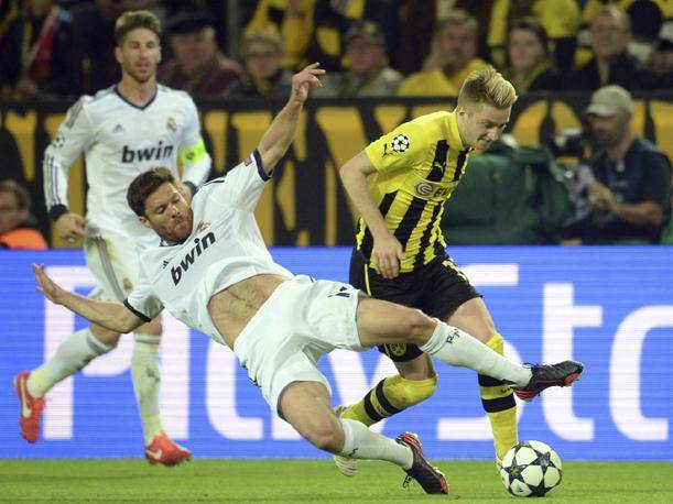 Champions League: Goles Borussia Dortmund vs. Real Madrid (VIDEO)