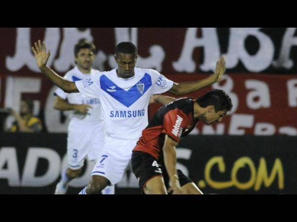 Copa Libertadores: Revive el Newell's Old Boys vs. Vélez Sarfield (FOTOS)