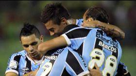 Copa Libertadores 2013: Gremio derrot&oacute; a Santa Fe con lo justo y deja la serie abierta