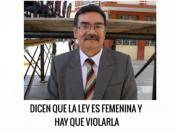"Trujillo: Rector dice que Ley Universitaria ""es femenina y hay que violarla"" (VIDEO)"