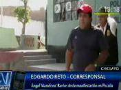 Max Barrios: Ángel Barrios rindió su manifestación en Chiclayo (VIDEO)