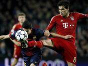 Champions League: Bayern Munich olvida a Javi Martínez en el Camp Nou (VIDEO)