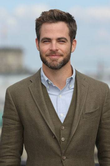 Chris Pine. (Foto: Image.net)