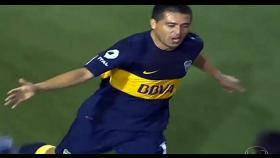 Corinthians vs. Boca Juniors: Mira el golazo de Riquelme (VIDEO)