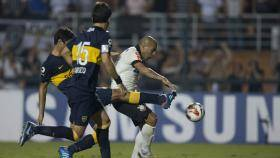 Copa Libertadores 2013: Goles del Corinthians vs. Boca Juniors (VIDEO)