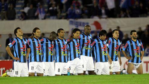 Real Garcilaso de Per.(Foto: EFE)