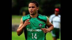 Bruno defensor del Fluminense. (Foto: Fluminense)