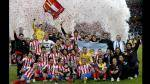 Atltico de Madrid celebra en el Bernabu y en la plaza Neptuno (FOTOS) - Noticias de real madrid