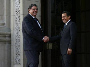 Alan a Ollanta: Intentar&eacute; bajar de peso a ver si le gusto