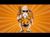 Dragon Ball: El gran Maestro Roshi (FOTOS)