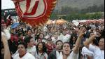 Universitario de Deportes: Hinchas celebraron en el 'Universo Crema' - Noticias de fotos del da
