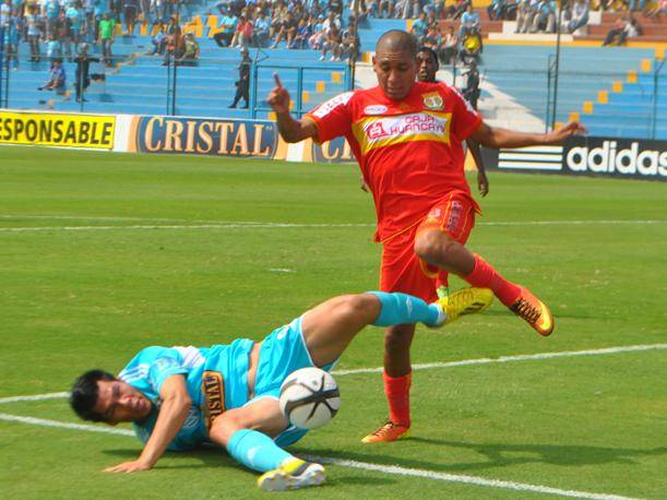Descentralizado 2013: Goles del Sporting Cristal vs. Sport Huancayo (VIDEO)
