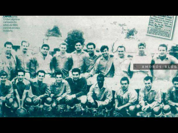 Lima Cricket and Football Club es el más antiguo de América al fundarse en 1859 (Foto: Difusión)