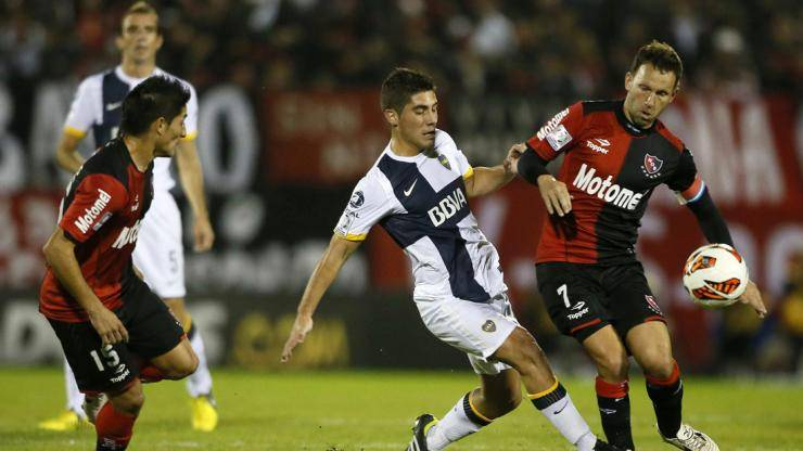 Newells Old Boys vs Boca Juniors