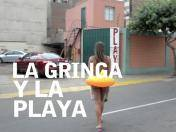 La Gringa Jess y la playa (VIDEO)