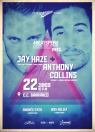 4Beats presenta a Jay Haze y Anthony Collins el 22 de junio en el C.C. Barranco (VIDEO)