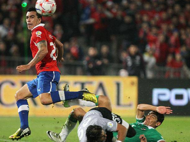 Eliminatorias: Goles del Chile vs. Bolivia (VIDEO)