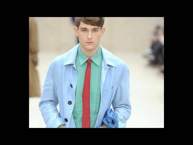London Collections Men se ilumina con los colores de Burberry (FOTOS)