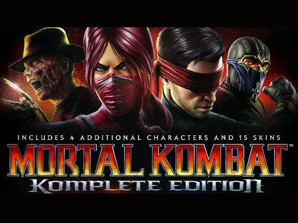 Requerimientos de PC para Mortal Kombat Komplete Edition