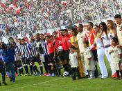 Universitario vs. Alianza: No te pierdas la salida al campo de ambos equipos (VIDEO)