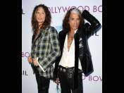 Aerosmith: Steven Tyler y Joe Perry entran al Salón de la Fama del Hollywood Bowl