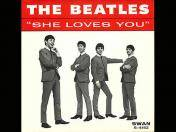 "The Beatles celebran 50 años de la grabación de ""She Loves You"" (VIDEO)"