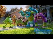 """Monsters University"" se impone a ""The Heat"" en la taquilla estadounidense"