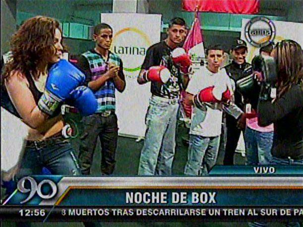 Box: Gran velada sabatina en el Callao (VIDEO)