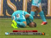 Sporting Cristal vs. Melgar: Resumen de este duelo del Descentralizado (VIDEO)