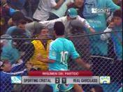 Sporting Cristal 2-1 Real Garcilaso: Goles de este duelo del Descentralizado (VIDEO)