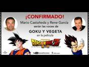 Dragon Ball Z - Battle of Gods: Voces originales de Gokú y Vegeta estarán en la película