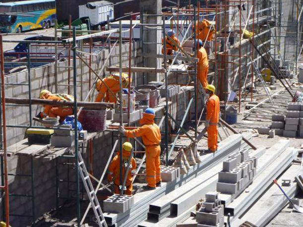 empleo de construccion civil:
