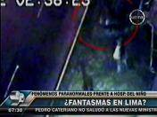 Hospital del Niño: ¿Un fantasma frente al nosocomio? (VIDEO)