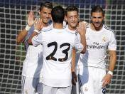 Real Madrid clasifica a la final del International Champions Cup