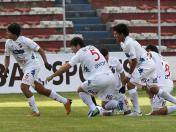 Copa Sudamericana: Los goles del The Strongest vs. Nacional (VIDEO)