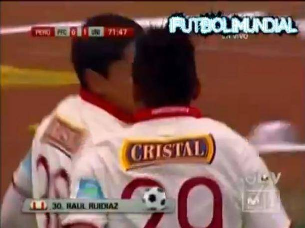 Pacífico 0-1 Universitario: Gol de este partido del Descentralizado (VIDEO)