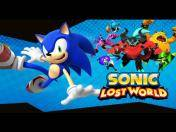 [Gamescom 2013] Sonic Lost World presenta nuevo tráiler (VIDEO)
