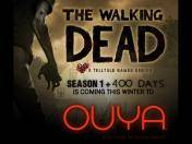 The Walking Dead: The Videogame llegará a Ouya