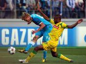 UEFA Champions League: Zenit San Petersburgo 4-2 Pacos Ferreira (VIDEO)