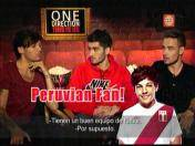 "One Direction sobre fans peruanas: ""Son muy intensas en Twitter"" (VIDEO)"