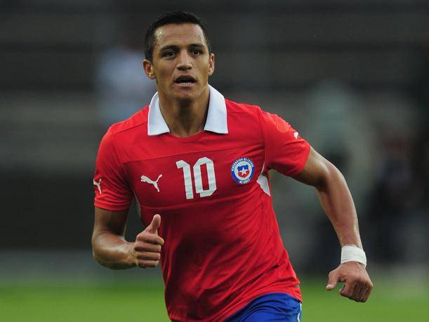 Eliminatorias Brasil 2014: Los goles del Chile vs. Venezuela (VIDEO)