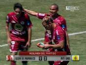 Descentralizado 2013: Goles del León de Huánuco vs. Inti Gas (VIDEO)